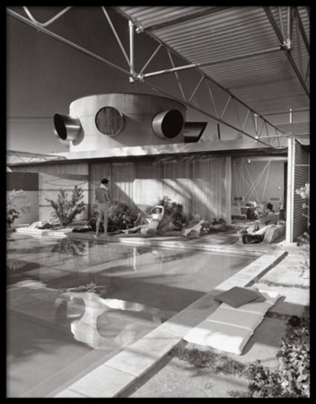 Frey House, Albert Frey, Palm Springs, California, 1968