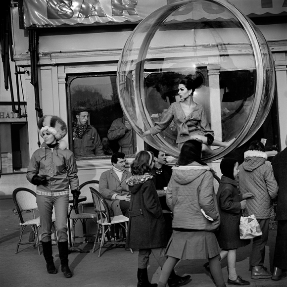 Ali Taxi, Paris, 1963