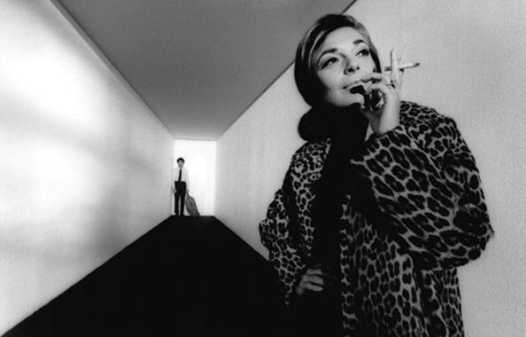 Ann Bancroft & Dustin Hoffman, The Graduate, 1967