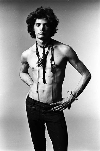 Norman Seeff, Robert Mapplethorpe, New York, 1969