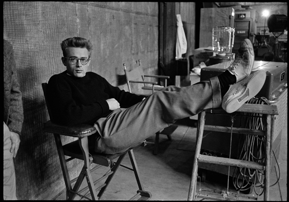 James Dean (Feet Up), 1955