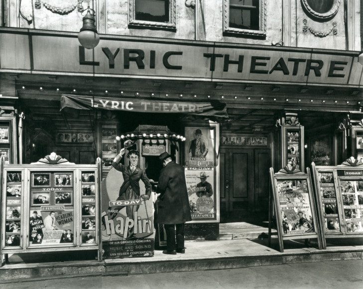 Lyric Theatre, New York, 1936