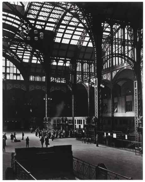 Penn Station Interior #1, New York, 1934