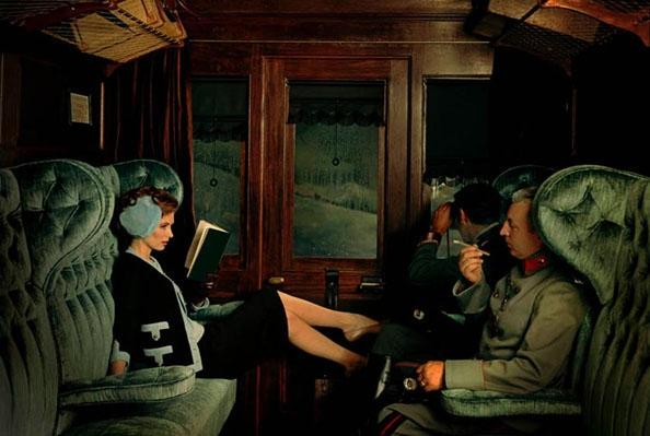Parker Train, New York, 1962