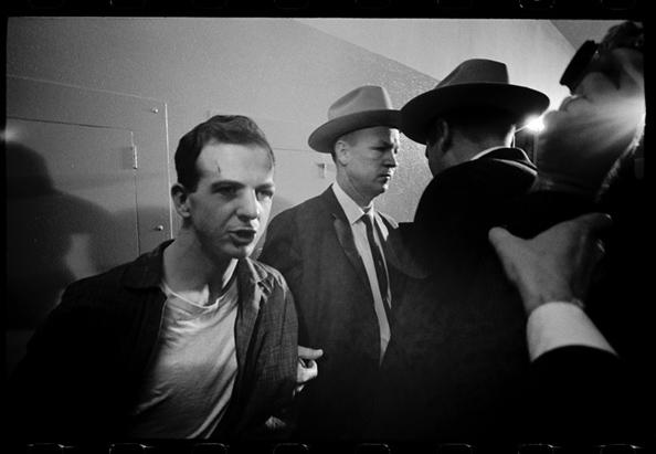 Lee Harvey Oswald, Dallas, Texas, November 22, 1963