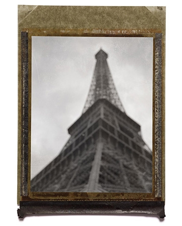 La Tour Eiffel, Paris, 2001