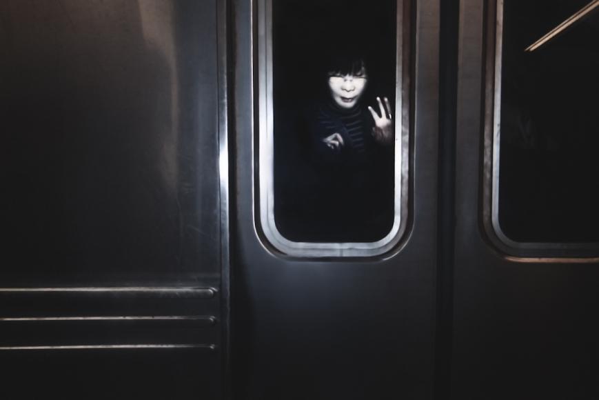 Train Going North, 2009