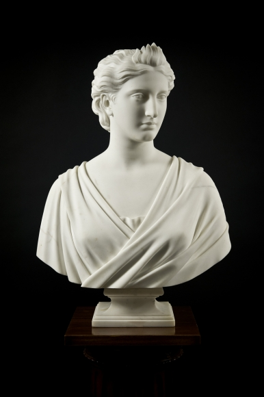 Charity, modeled in 1867