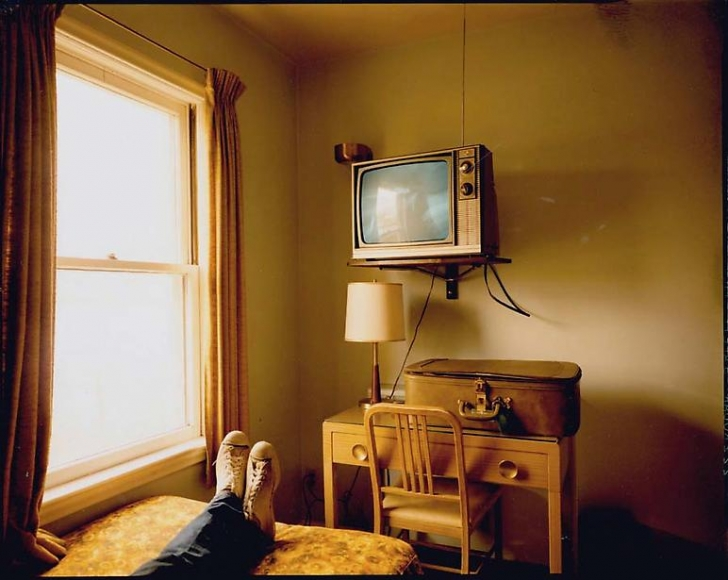 Stephen Shore Room 125 West Bank Motel Idaho Falls Idaho July