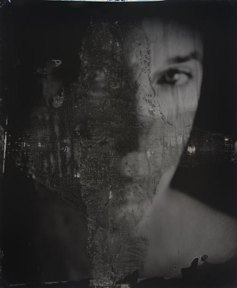 sally mann untitled self portrait