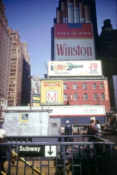 joel meyerowitz 34th st new york city
