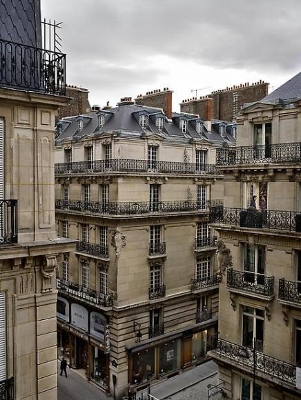 gail albert halaban Rue Auber Paris 9e le 30 octobre