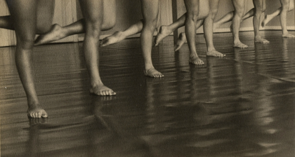 Ilse Bing Laban Dance School Frankfurt
