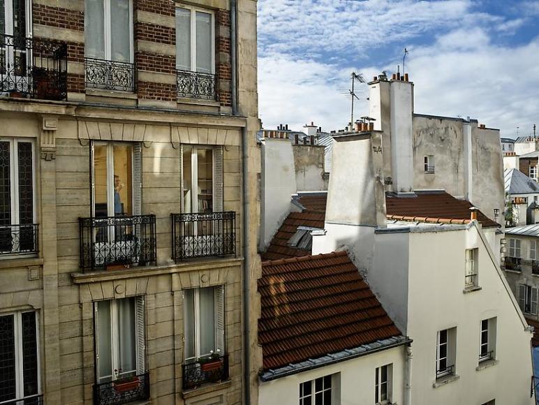 gail albert halaban Rue de la Cerisaie Paris