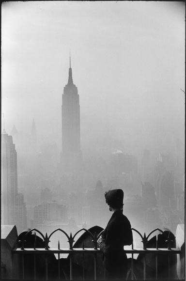 elliott erwitt new york city