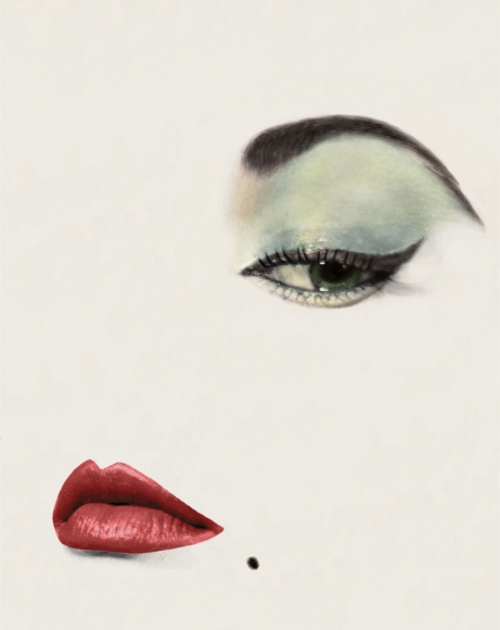 erwin blumenfeld doe eye jean patchett vogue new york january