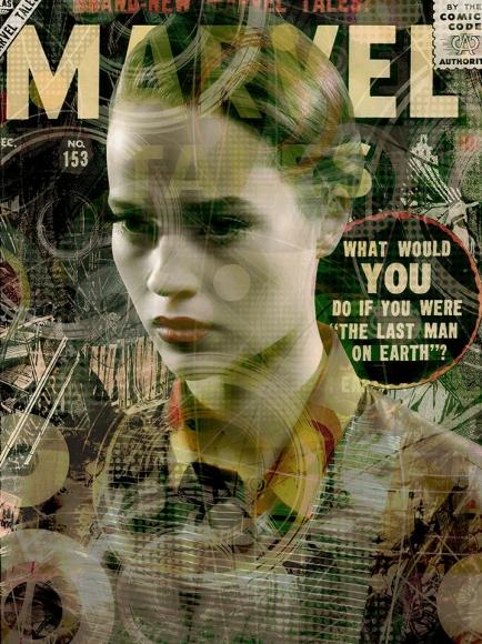 Valerie Belin Miss Marvel