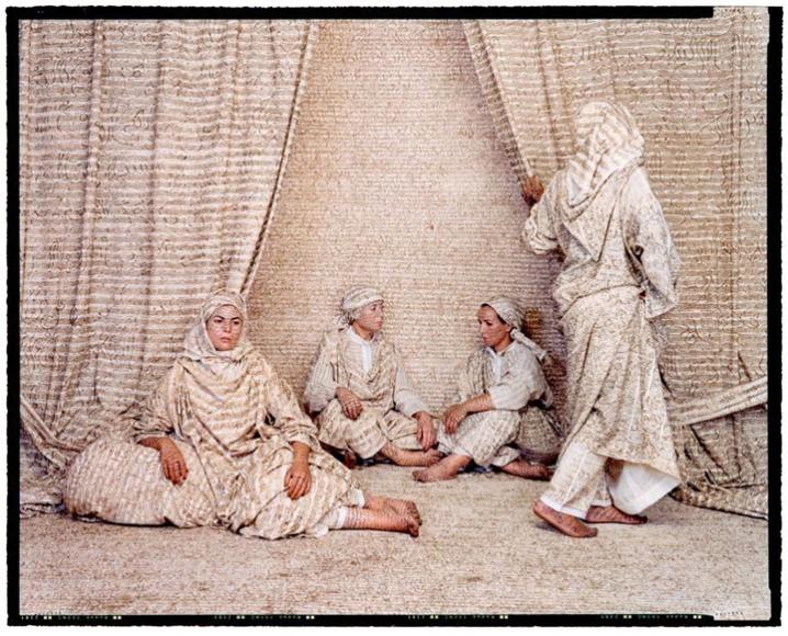 Les Femmes du Maroc #1