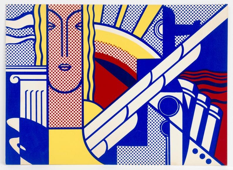 Roy Lichtenstein - Exhibitions - Mitchell-Innes & Nash