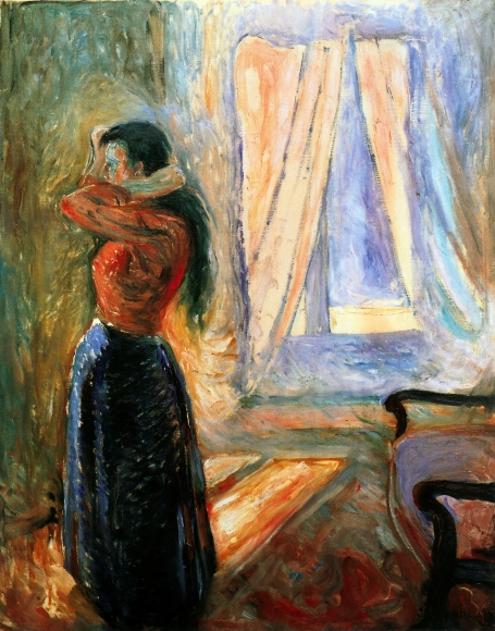 Edvard Munch Exhibitions Mitchell Innes Nash