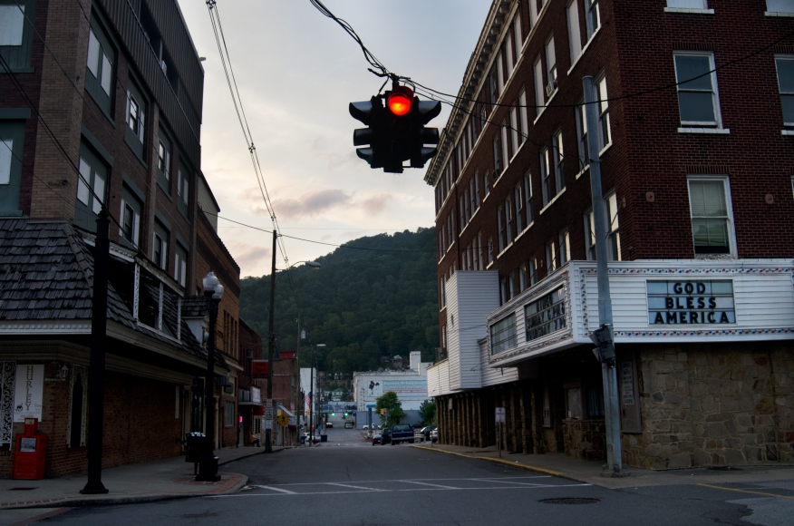 Stacy Kranitz, Williamson, West Virginia, 2011, from the series, As it was Given To Me, Archival pigment print, 16 x 24 inches, Edition of 3, Photography