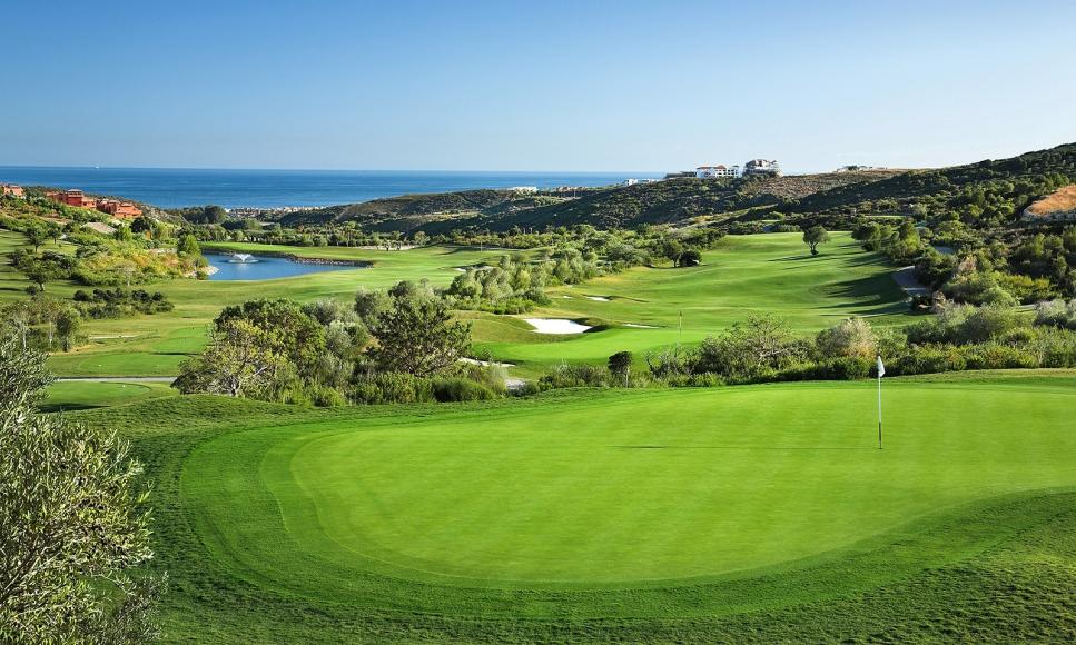 Golf - Finca Cortesin