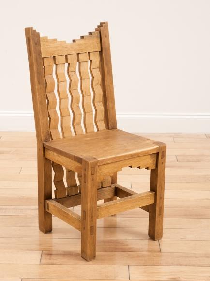 Luis Tapia (b.1950) Chair