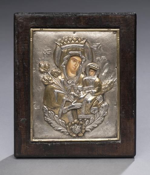 Greek Byzantine Icon
