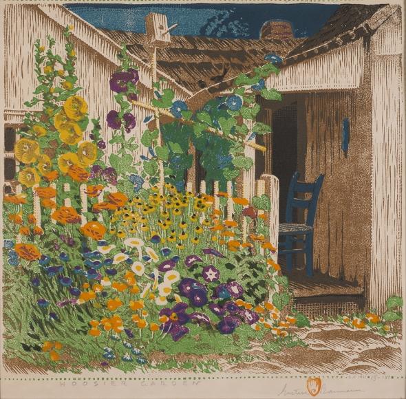 Hoosier Garden