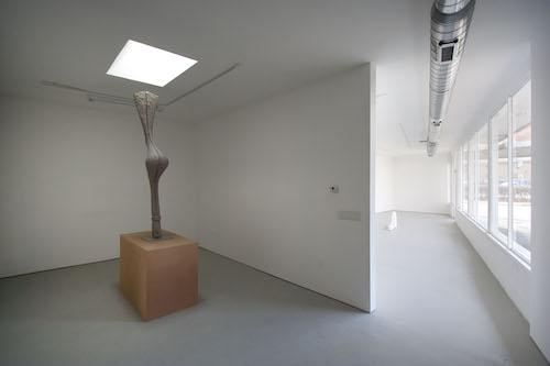 Installation view Gaylen Gerber