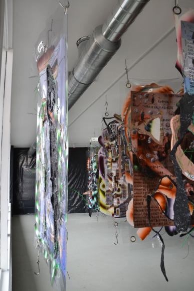 Installation view KAYA IV