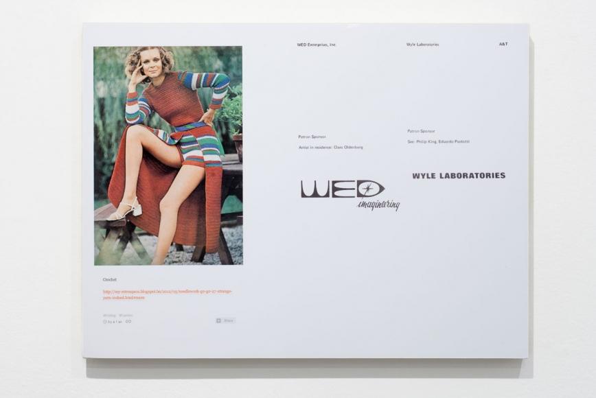 A & T (WED Enterprises, Inc., Wyle Laboratories), 2014