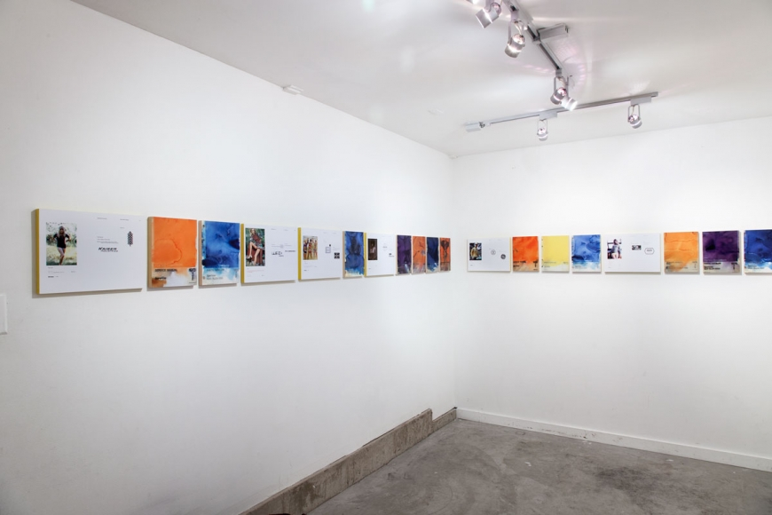 Installation view HD/A&T