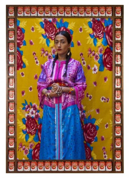 Hassan Hajjaj - Artists - Taymour Grahne Gallery