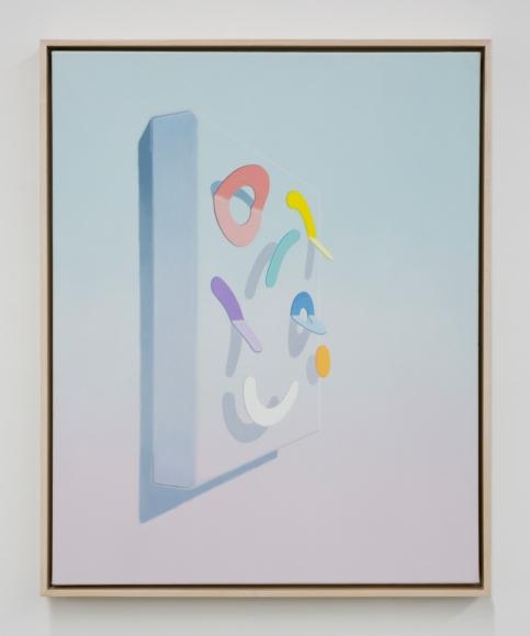 "Jake Kean Mayman, ""Greenhouse Item,"" 2016"