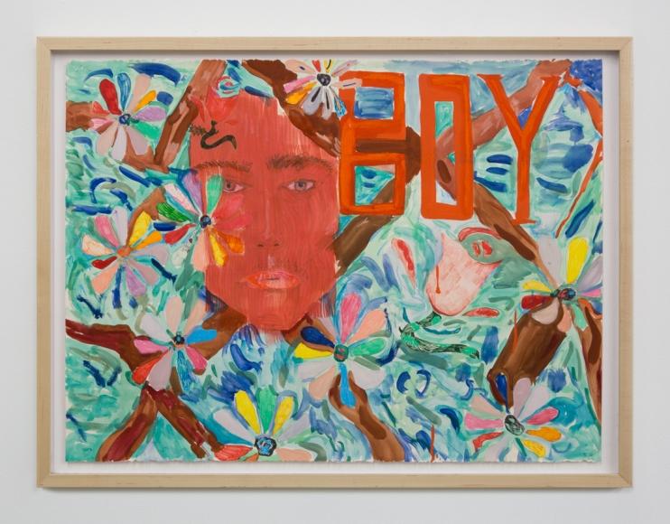 "Alex Chaves, ""Boy,"" 2016"
