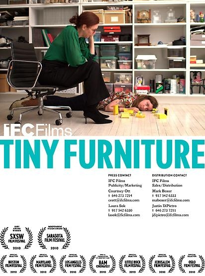 Tiny Furniture A Film By Lena Dunham Projects Laurie Simmons