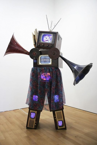 Live Feed 1972 1994 Nam June Paik Exhibitions James Cohan