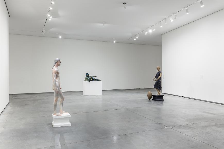Frank Benson Artists Andrew Kreps Gallery