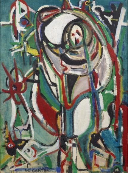 Herbert Gentry, Untitled , 1959-60