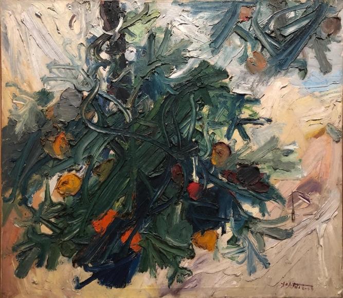 Manoucher Yektai, Tomato Plant, 1959