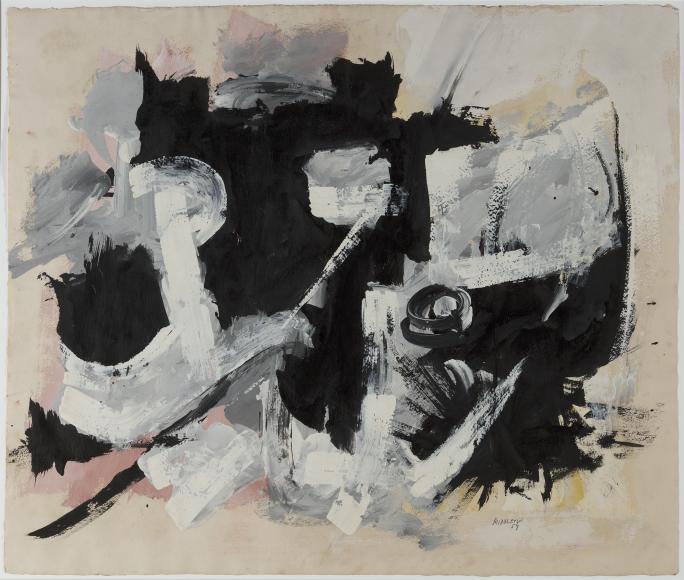 Sam Middleton, Drawing # 12, 1959