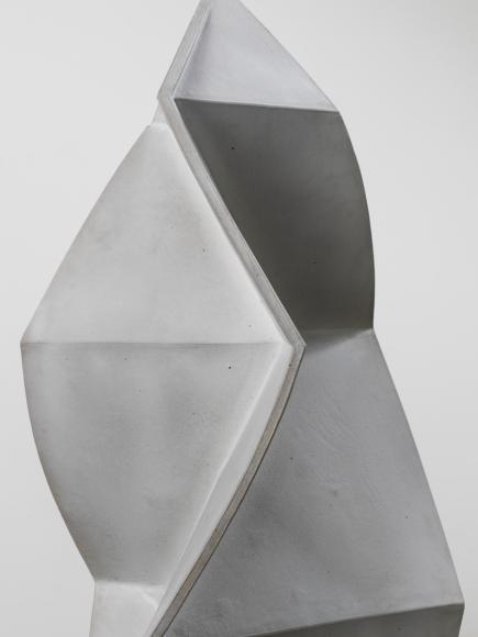 John Mason Spear Form, Soft White, 1999