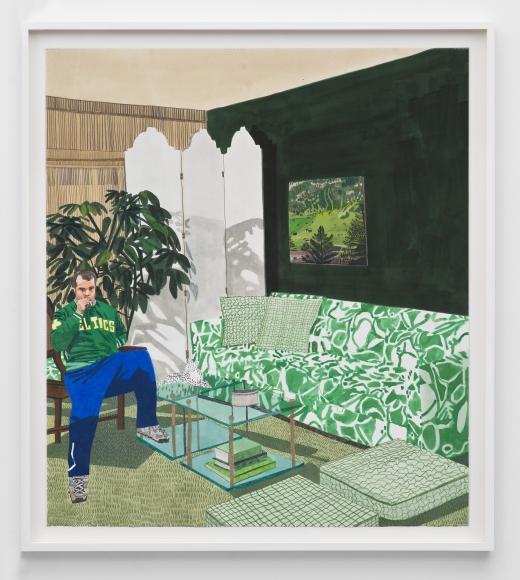 Jonas Wood - Artist - David Kordansky Gallery