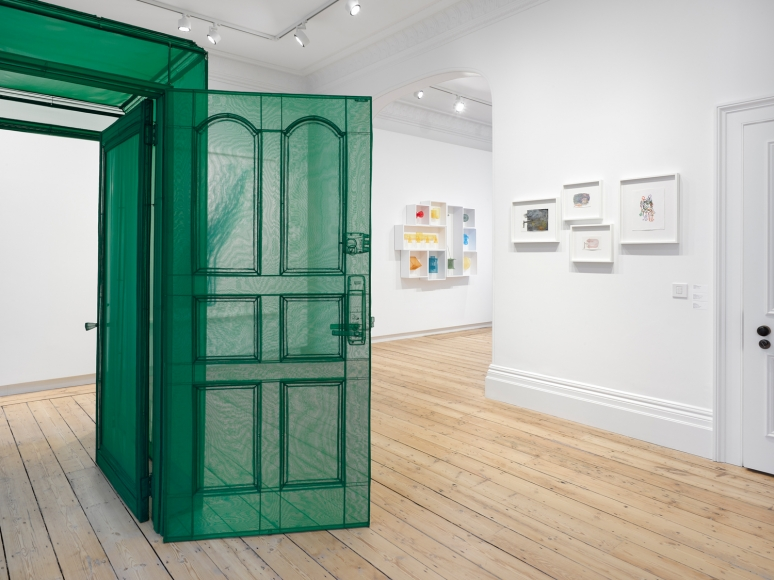 Do Ho Suh, Installation view, Lehmann Maupin, London