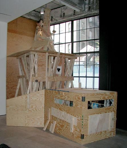 ADAM HELMS NFA Sniper's Nest Replica, 2004