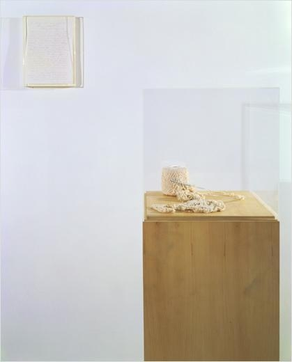 TRACEY EMIN, The first time I was pregnant I started to crochet the baby a shawl, 1998-2000