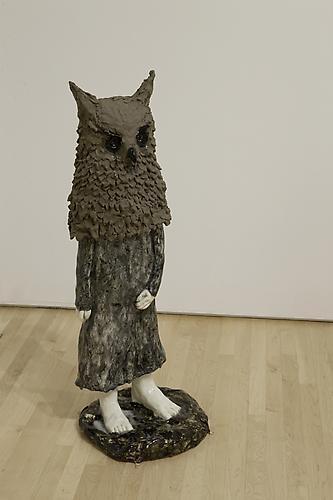 KLARA KRISTALOVA The Owlchild, 2009