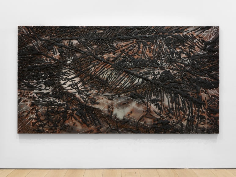 TERESITA FERNÁNDEZ, Black Beach(Unpolished Diamond) 2, 2020