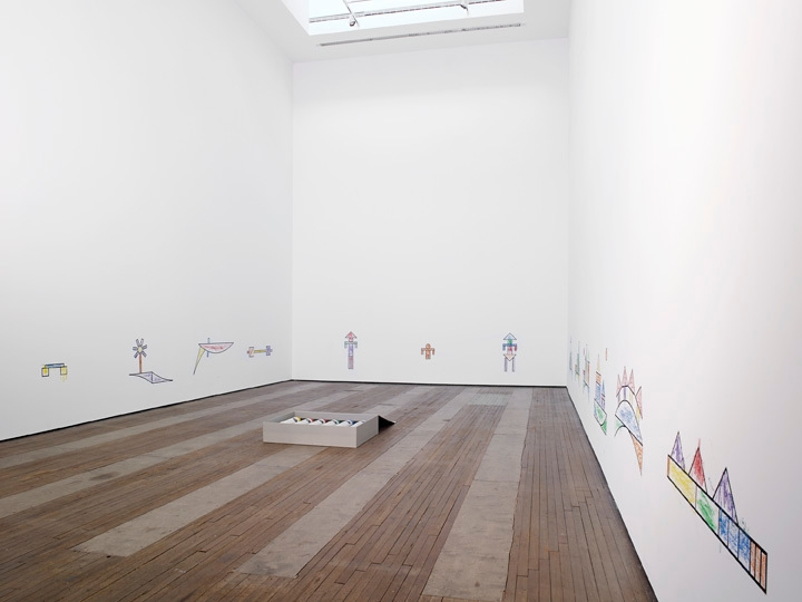 ROBIN RHODE: Paries Pictus Installation view 4